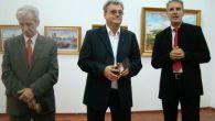 """Joi, 22 septembrie a.c., la Galeria """"Artis"""" a Muzeului Judeţean Olt din Mun. Slatina a avut loc vernisajul expoziţiei de pictură """"Severică Mitrache 55"""". În cadrul vernisajului au luat cuvântul: […]"""