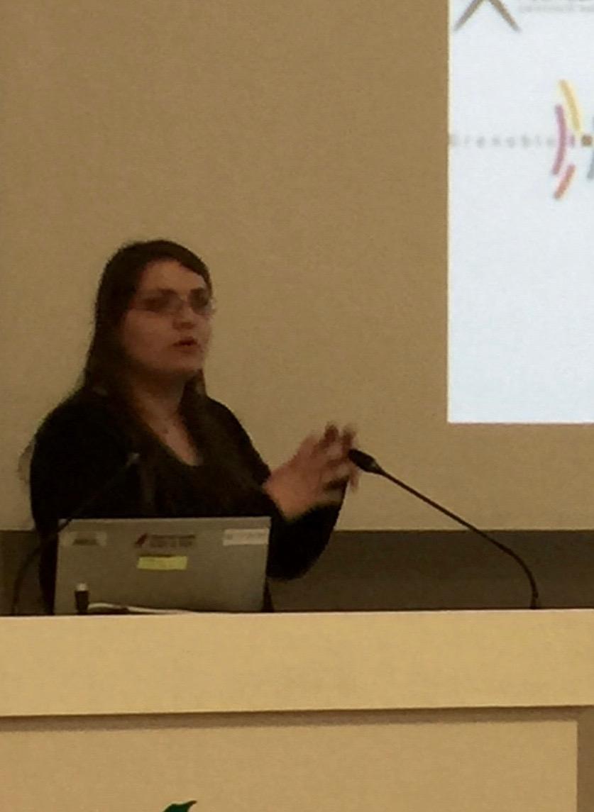 Sonia Toubaline, PhD : Research Fellow