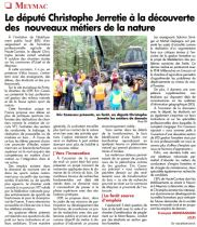 2020-10-16_LaVieCorrezienne_visite député C.Jerretie