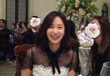 Son Heung-min girlfriend