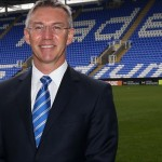 New Reading manager: Nigel Adkins