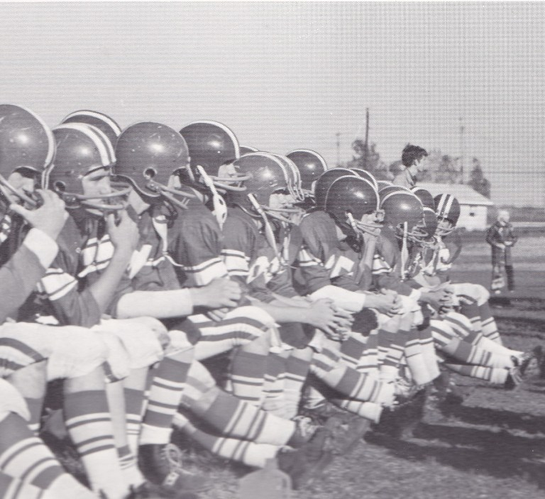 EPHS football team 1970