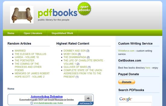 Website Terbaik Untuk Download eBook Gratis