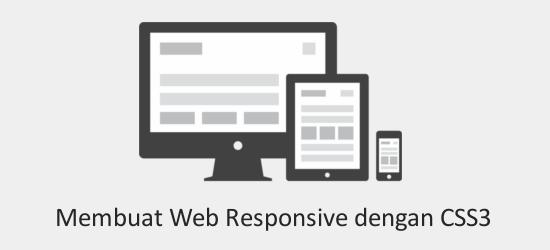Membuat Web Responsive dengan CSS3