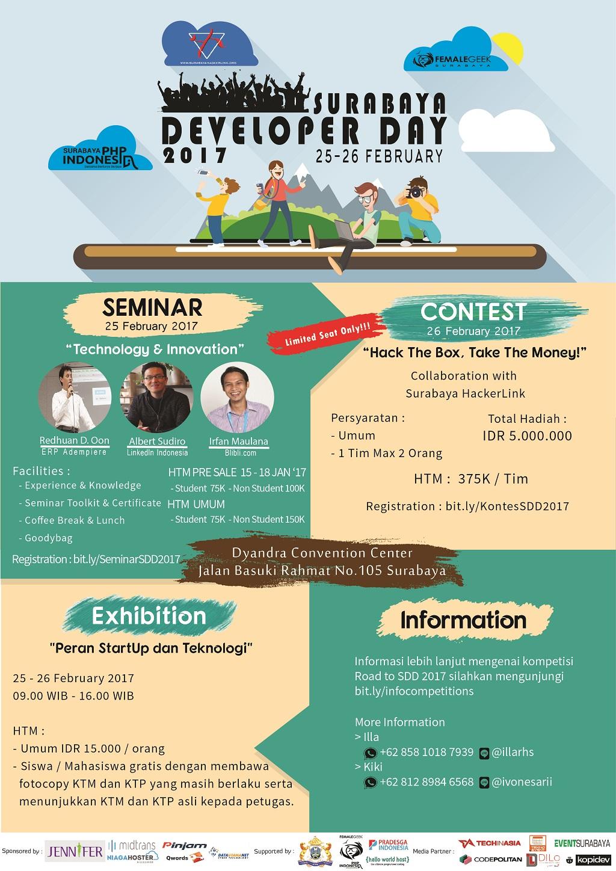 Surabaya Developer Day 2017
