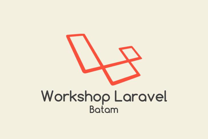 Workshop Laravel Batam