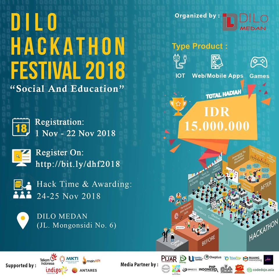 DILo Hackathon Festival 2018