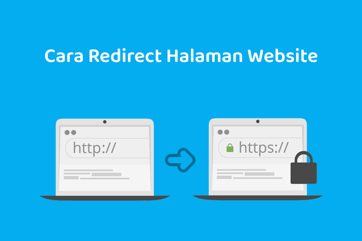 Cara Redirect Halaman Website