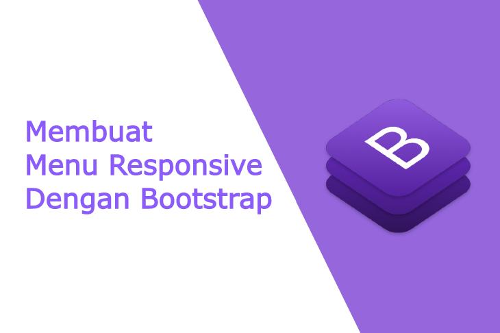 Membuat Menu Responsive Dengan Bootstrap