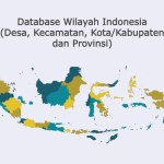 Database Wilayah Indonesia