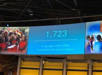 Languages remaining