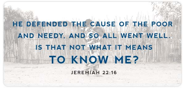 Image result for image of Jeremiah 22:16