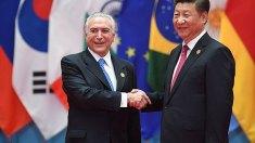Temer viaja à China para cúpula do Brics e divulgará projetos de privatização