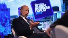CEO do Goldman Sachs que apoiou Hillary Clinton diz que economia está melhor sob Trump