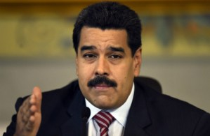 Presidente Nicolás Maduro (JUAN BARRETO/AFP/Getty Images)