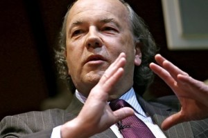 "James Rickards, autor do bestseller ""Currency Wars"" (Courtesy of James Rickards)"