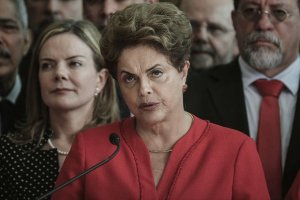 A ex-presidente Dilma Rousseff (Mario Tama/Getty Images)