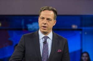 Jake Tapper, apresentador do programa 'State of the Union', da CNN (Scott Eisen/Getty Images)
