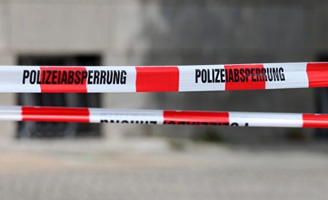 Symbolfoto. Polizeiabsperrung Foto: über dts Nachrichtenagentur