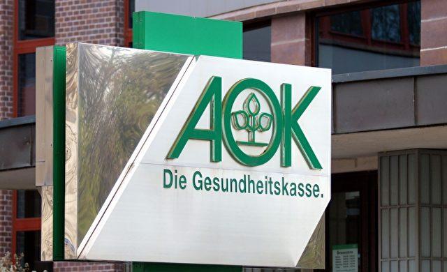 AOK Foto: über dts Nachrichtenagentur