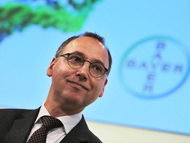 Werner Baumann: «Gemeinsam können wir noch mehr dazu beitragen, dass im Jahr 2050 zehn Milliarden Menschen satt werden». Foto: Oliver Berg/dpa