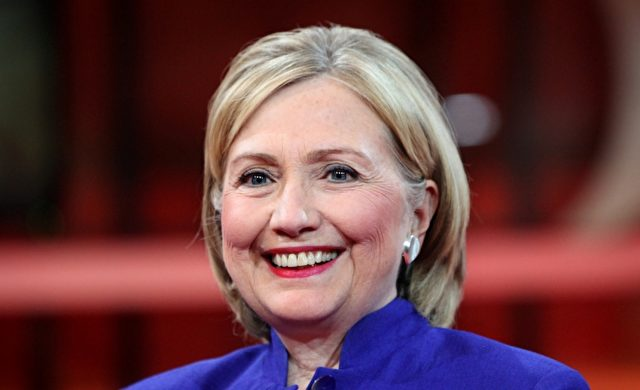 Hillary Clinton Foto: über dts Nachrichtenagentur