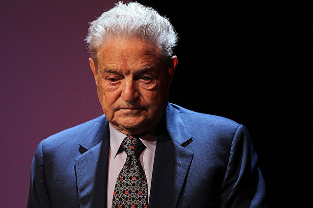 George Soros Foto: Spencer Platt/Getty Images