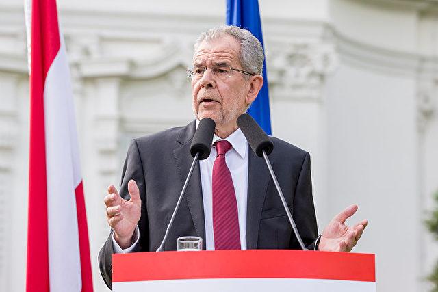 Österreichischer Präsidentschaftskandidat Alexander Van der Bellen Foto: Jan Hetfleisch/Getty Images