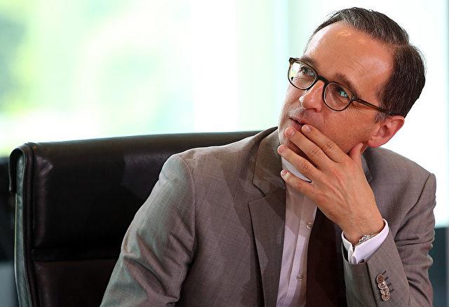 Heiko Maas (SPD) Foto:  Adam Berry/Getty Images