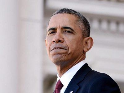 Obama beklagte, dass «die russischen Hackerangriffe mehr Probleme für die Clinton-Kampagne erzeugt haben als für die Trump-Kampagne». Foto: Olivier Douliery/dpa