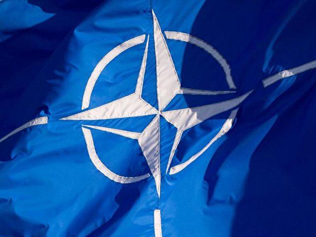 Der Nato-Russland-Rat gilt als das wichtigste Forum für Gespräche zwischen dem westlichen Militärbündnis und Russland. Foto: Daniel Naupold/dpa