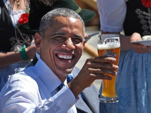 Barack Obama hat im letzten Jahr gesagt, dass er das Oktoberfest gerne als Privatmann besuchen würde. Foto: Tobias Hase/dpa