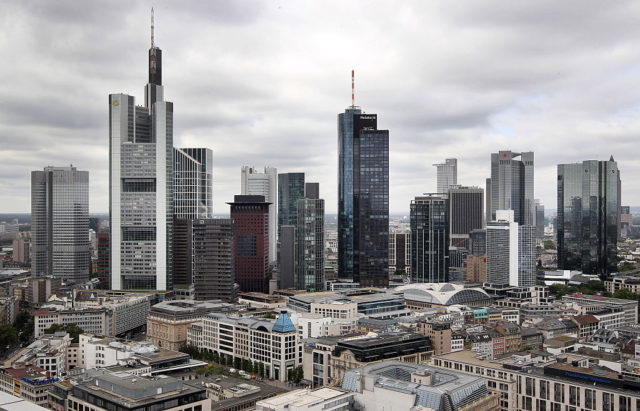 Frankfurt am Main. Foto: DANIEL ROLAND/AFP/Getty Images