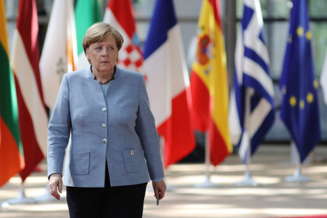 Bundeskanzlerin Angela Merkel Foto: Dan Kitwood/Getty Images