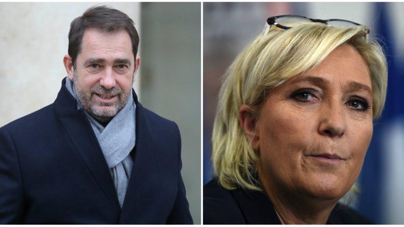 Pétition du Rassemblement national pour la démission de Christophe Castaner: «Il n'est pas à la hauteur de sa fonction»