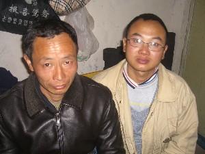 Апеллянт Сюй Чжимин (слева) разоблачил пекинскую «чёрную тюрьму». Фото: Великая Эпоха