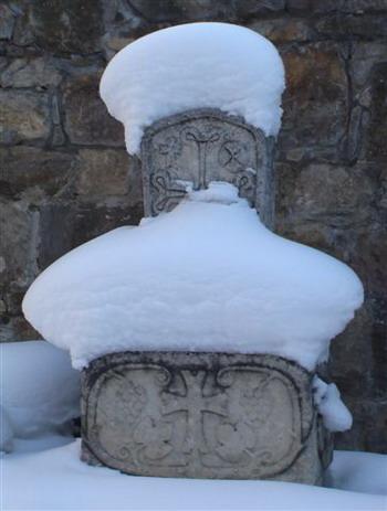 Зимний Коктебель. Фото: Сергей Скорик