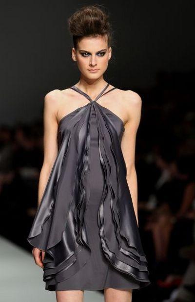 Коллекция одежды от дизайнера Body. Фото: Stefan Gosatti/Getty Images