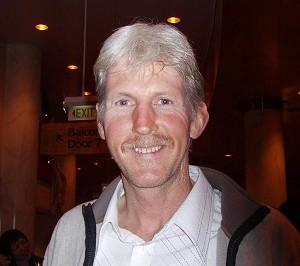 Ян Рид после окончания шоу Шень Юнь в государственном театре Мельбурна 30 марта 2008 г. Фото: Кэти Турку /Великая Эпоха