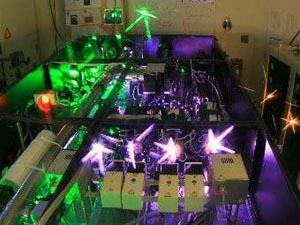 Лазерная установка Hercules. Фото: Анатолий Максимчук/Мичиганский университет