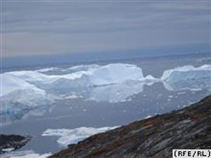 При глобальном потеплении Землю не затопит. Фото с сайта svobodanews.ru