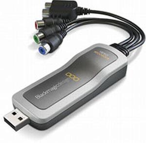 Blackmagic Video Recorder. Фото: blackmagic-design.com