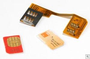 Две СИМ-карты в любом телефоне. Фото с сайта onegadget.ru