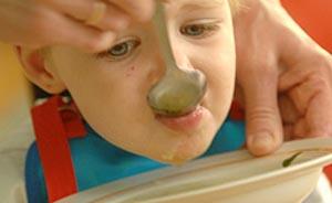 Избыток железа в пище может замедлить развитие детей. Фото: РИА Новости