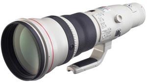 Начало продаж Canon EF 800mm F5.6 L IS USM. Фото с сайта 3dnews.ru