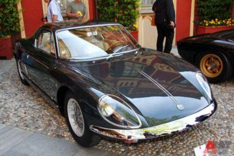 ATS 2500 GT Coupe Allemano (1963). Фото: autoweek.ru