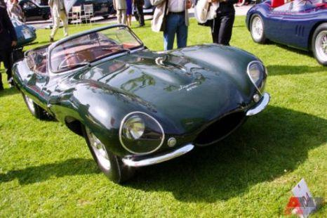 Jaguar XK SS 2-seater sports (1957). Фото: autoweek.ru