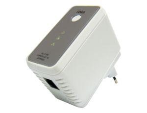 Адаптер Shiro HomePlug Ethernet HL109E. Фото: shirocorp.com