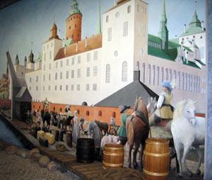 Швеция в 17 веке. Фото: Ирина Рудская/ Великая Эпоха