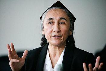 Ребия Кадир, президент «Международного уйгурского конгресса». Фото: Матиас Кехрейн/Великая Эпоха